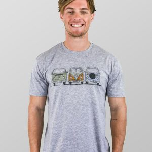 Manly T Shirt Kombi Grey