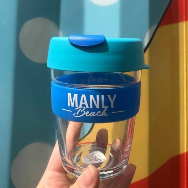 Manly Glass Keep Cup