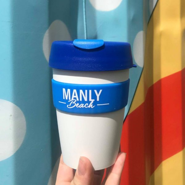 Manly Plastic Keep Cup