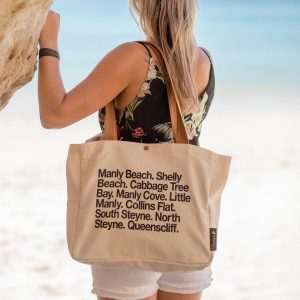 Northern Beaches Tote Bag