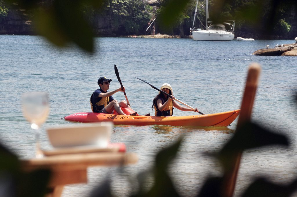 Explore Manly on a Kayak