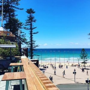 The Hotel Steyne, Manly Beach