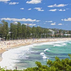 Manly Beach Sydney Australia - Australia's Best Beachfront destination.