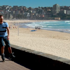 Learn to Skate at Manly Beach