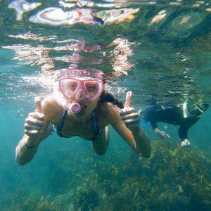 Snorkel with EcoTreasures