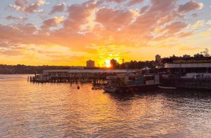 Best sunset spots in Manly