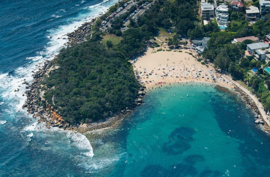 Visit Shelly Beach, Manly