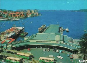 Postcard of Manly