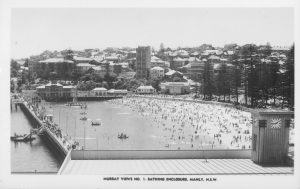 Manly Harbour Pool 1960