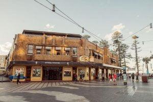 History of Hotel Steyne