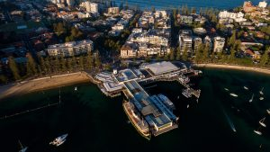 History of Manly Wharf
