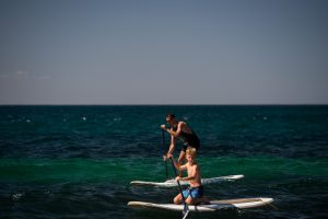 Manly Beach Stand up Paddle Boarding Hire