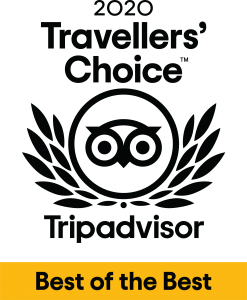 Trip advisor Best of the Best
