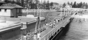 The Manly Boardwalk 1959