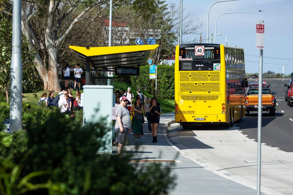 Bus changes on the Northern Beaches