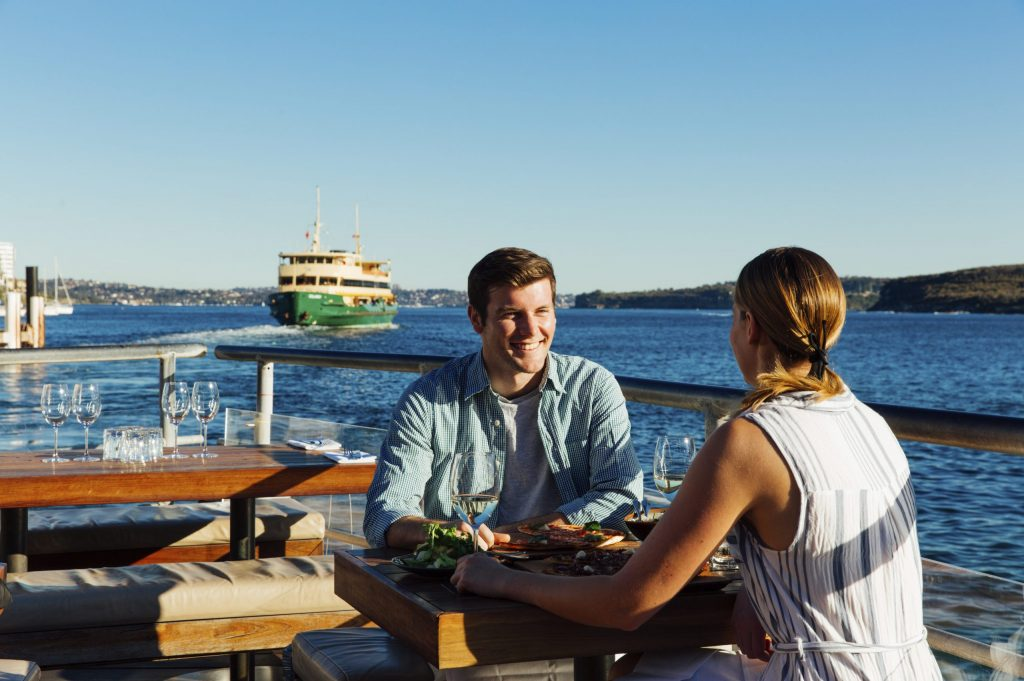 Where to eat in Manly