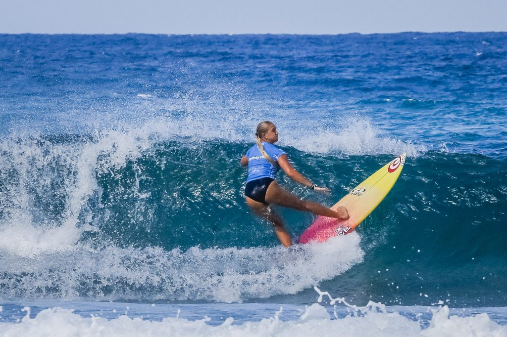 Surfing Competition Narrabeen