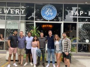 Northern Beaches Brewery tour, Sydney