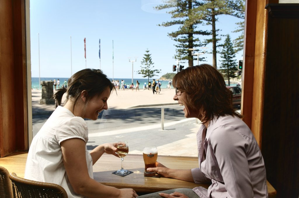 Mothers day on the Northern Beaches
