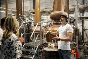 Manly Spirits Distillery tour