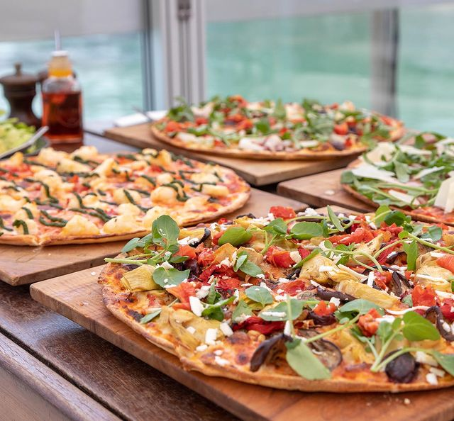 Hugos Winter Pizza Promo, Manly
